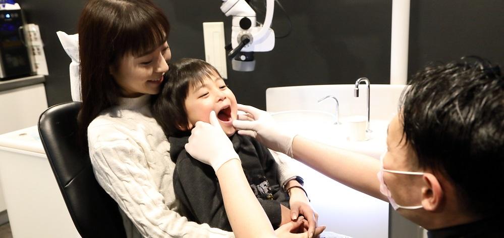 怖くない小児歯科