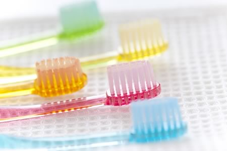 歯ブラシ選びのポイント